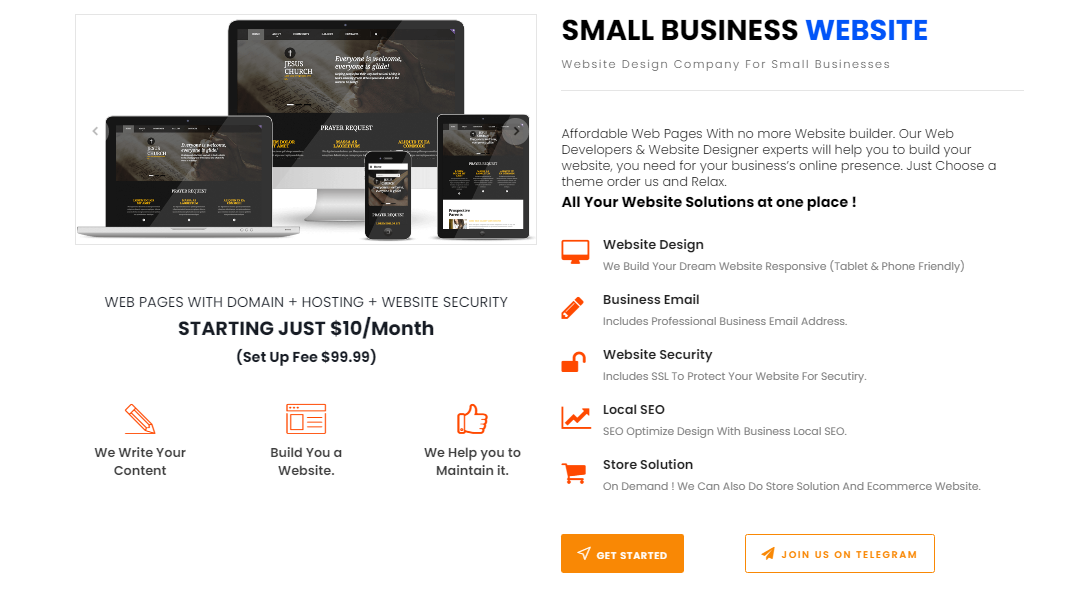 Best Website Design Company For Small Business Compared (Pros and Cons) 2021