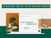 10 Essential Tips of a Small Business Website