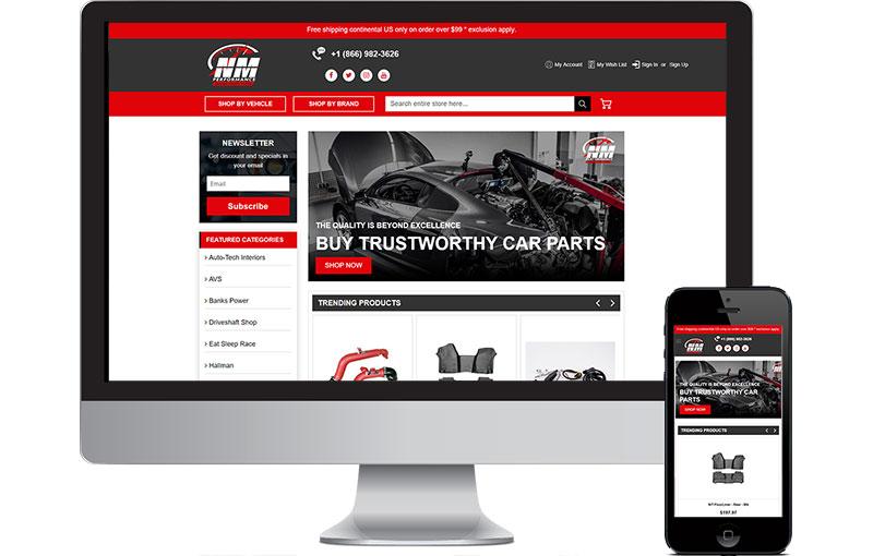 auto-shop-website-design