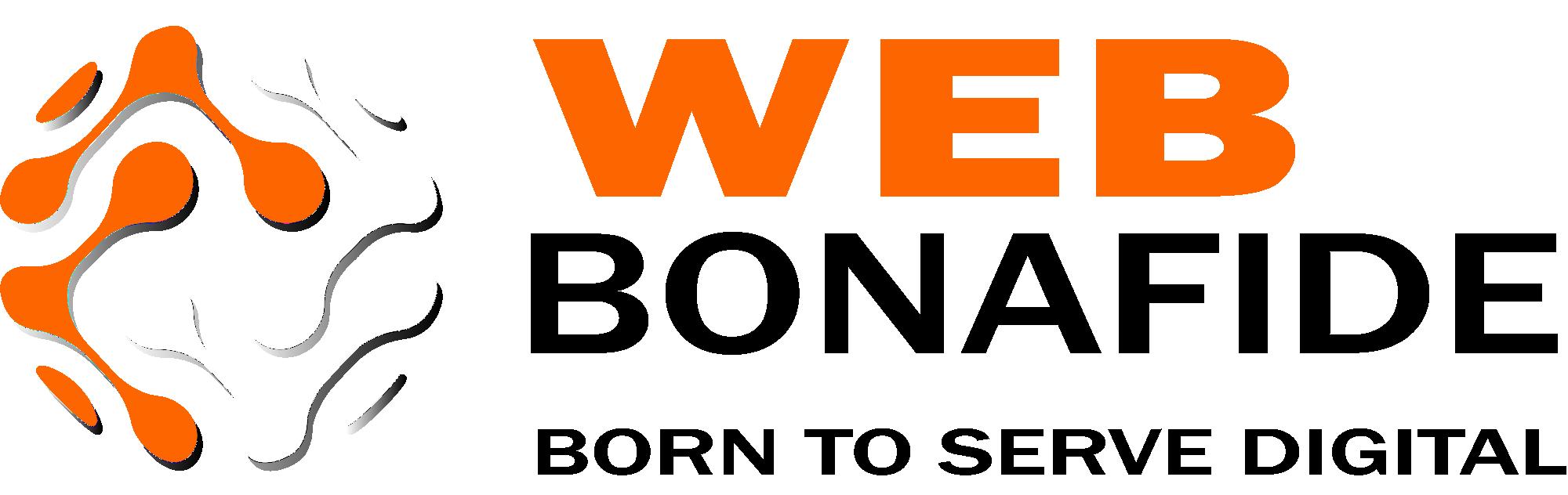 WEB BONAFIDE